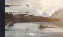 2015 The Making of Star Wars Prestige Stamp Booklet SG DY15